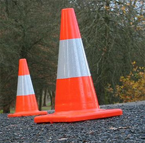 safety-cones